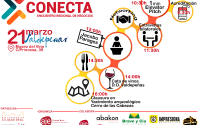 CONECTA 2019 ¡¡¡Últimas horas para inscribirte!!!